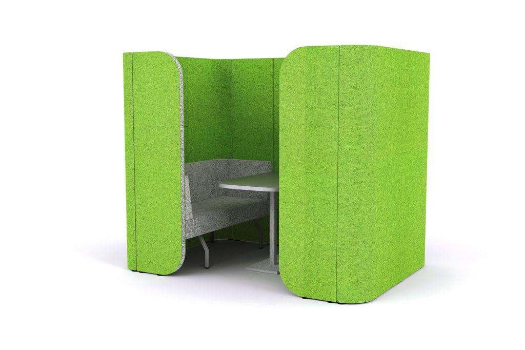 Flexi Square acoustic screens