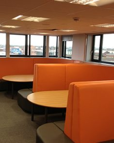 Commercial Seating Trinity House Academy 3