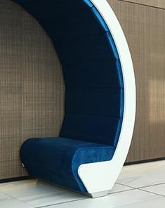 Bespoke seating 3