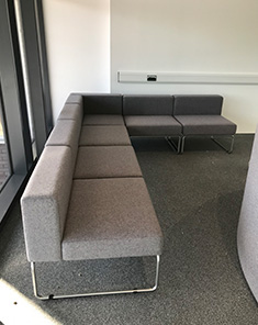 Commercial seating example 5