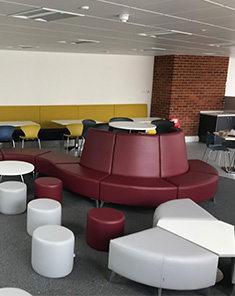 Commercial seating 6