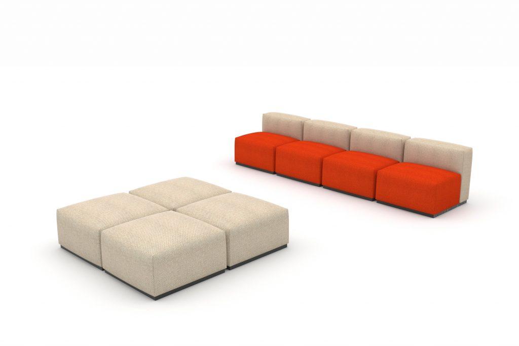 Lincs Modular Seating range 3