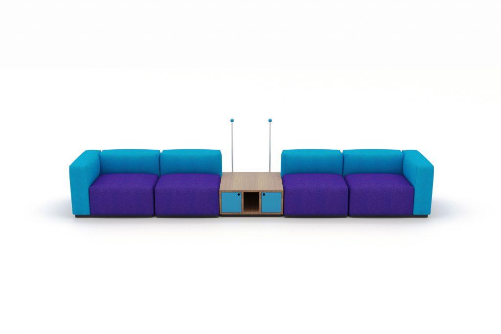 Lincs Modular Seating range 2