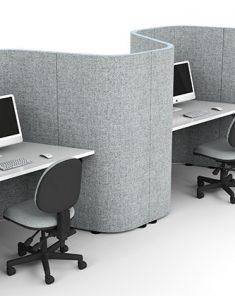 Flexi Pod Acoustic Screen