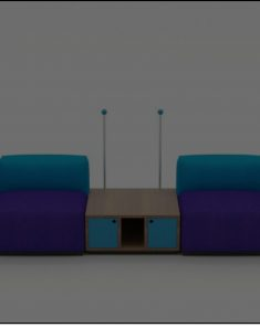 Lincs modular seating